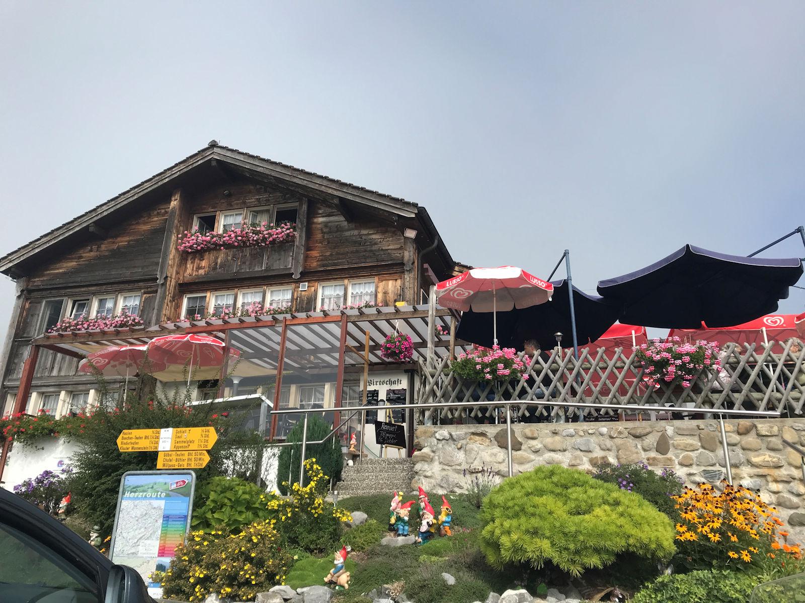 Gasthaus Leimensteig
