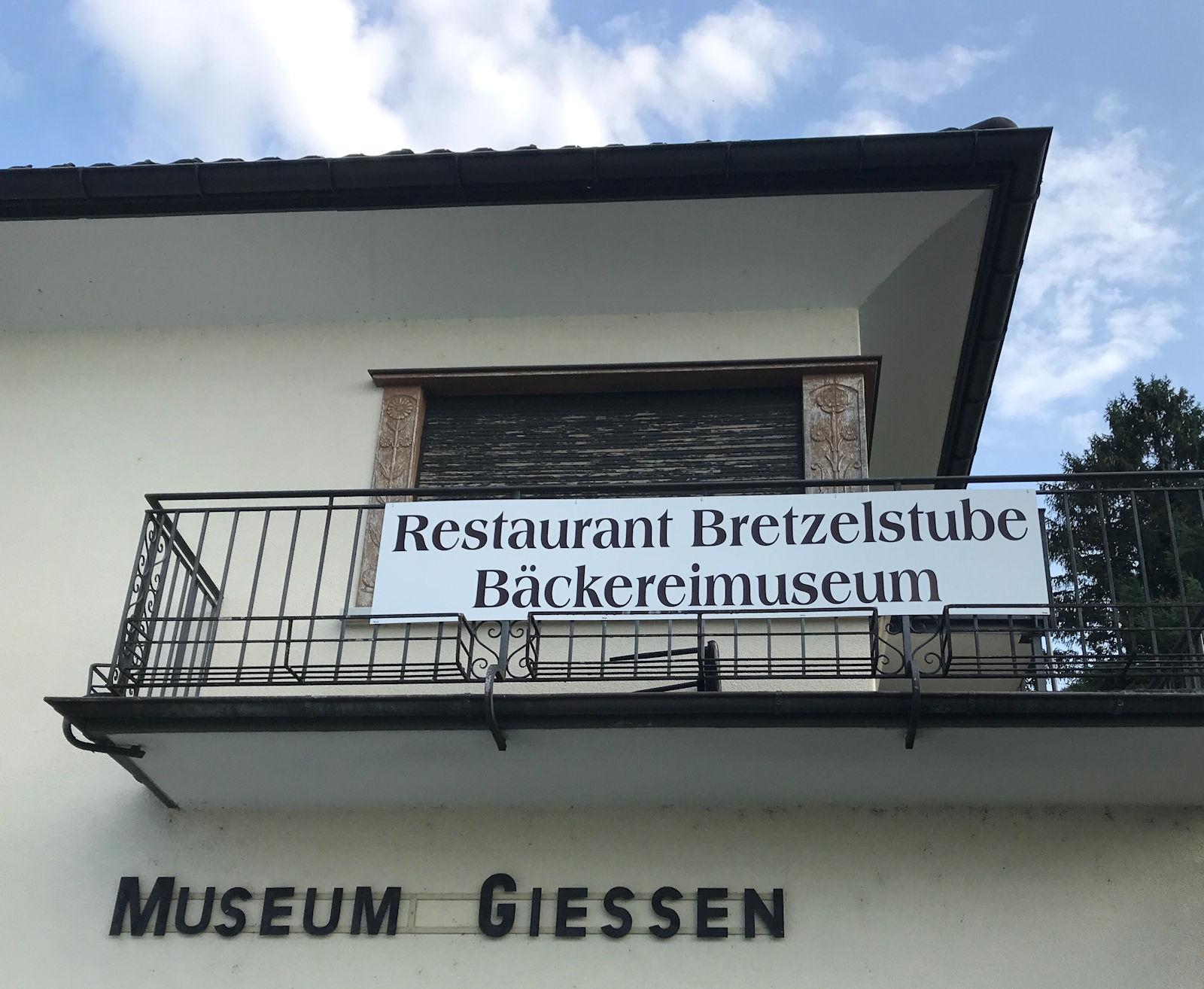 Bäckereimuseum Benken SG