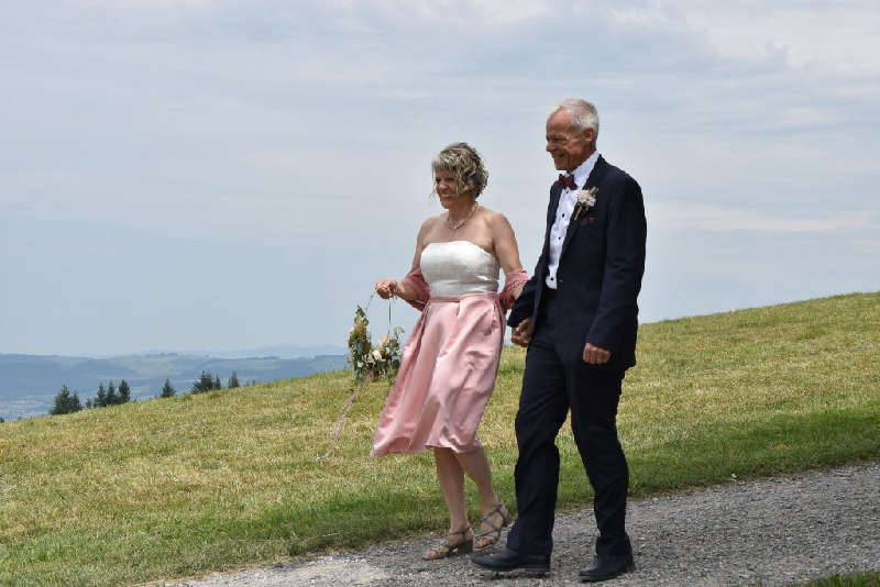Hochzeit Doris und Toni